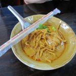Chiang Maiで食べたもの