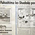 日本政府 フランス紙の風刺画に正式抗議