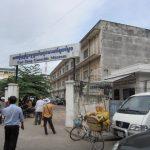 トゥール・スレン(Tuol Sleng)虐殺博物館