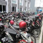 ジョグジャカルタのバイク