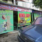 Kikil Sapi RiaとWarung Bu Kris