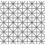 なぜか同時に認識することができない『黒い点』