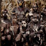 世界の少数民族たちの現存の記録写真