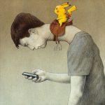 Pawel Kuczynskiによる風刺画