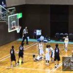小学生のバスケ試合が意外にスゴい