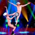 Les hommes à poêles – Burlesque
