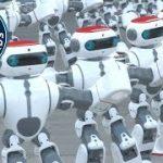 1000体以上のロボットを同時にダンスさせるギネス新記録のムービー