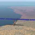 ソーラー発電で1年飛び続ける無人飛行機「PHASA-35」