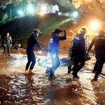 洞窟から脱出の少年らはケタミンを投与されていたようです