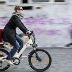 電動自転車でのトレーニングは普通の自転車よりも高い効果が得られる