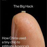 たぶんこれはフェイクニュース…「ファーウェイのスパイチップ問題。まさかの米粒の半分の大きさ。」