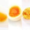 生卵と半熟卵と固ゆで卵、消化がよいのはどれ?