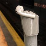 ニューヨーク市地下鉄、急増のAirPods落下に辟易
