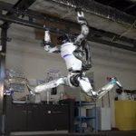 Boston Dynamicsの人型ロボットAtlasがまた進化しました!
