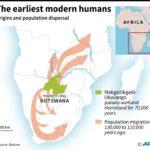 現生人類、ボツワナで20万年前に誕生