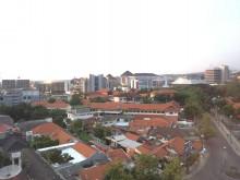 インドネシア中部ジャワ州のスマランに来ました