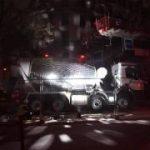 「ミキサー車を巨大ミラーボールに改造」…リヨン「光の祭典」