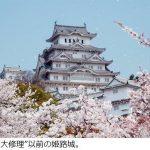 """""""白い""""姫路城、「白さぎ」というよりも「白すぎ」"""