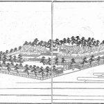 橿原市にある「神武天皇陵」は124年前の文久3年(1863)に新しく築造されたものです