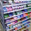 「レジ横の陳列禁止」で菓子類の消費が減少