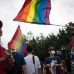 台湾で同性婚法成立