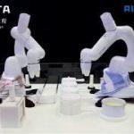 餡を包んで餃子を作ってくれるロボット