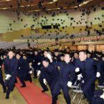 首相、防大卒業式で憲法改正で自衛隊明記に意欲