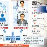 政治主導の「大阪発ワクチン」開発は「人体実験」