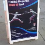 新型コロナ時代に最適なスポーツ、それはフェンシング!?