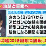アビガン®は抗新型コロナウイルス活性を示さなかった…国立感染症研究所所長の脇田隆字氏